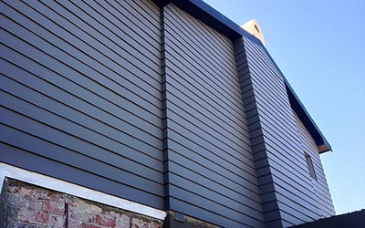 Cladding & Fencing Construction