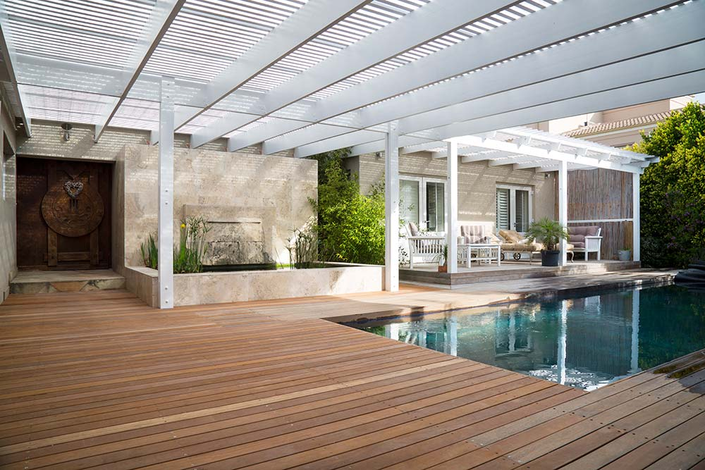 wooden decking cape town