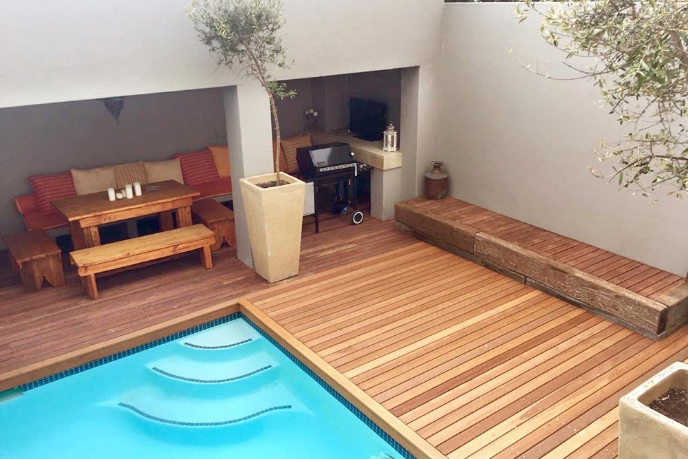 affordable decking