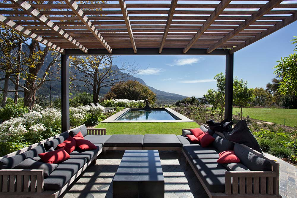 Pergolas Company Installs For Clients Around Cape Town