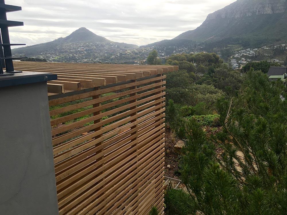 Pergola Project, Cape Town