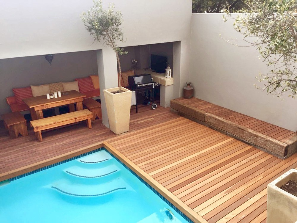 Decking Project, Cape Town