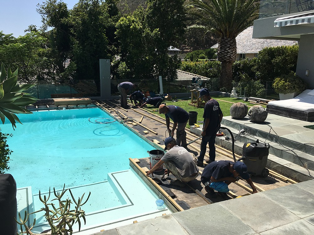 Decking Project Cape Town